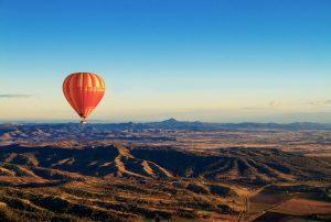 Hot Air Balloon Ride Brisbane